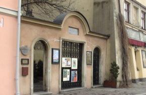 Kraków Synagoga Poppera na Kazimierzu
