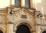 Kraków. Synagoga Tempel na Kazimierzu