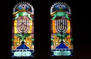Kraków Synagoga Tempel na Kazimierzu