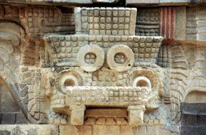 Teotihuacán Tu ludzie stają się bogami
