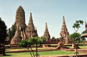 Ayutthaya Stolica syjamskiego królestwa