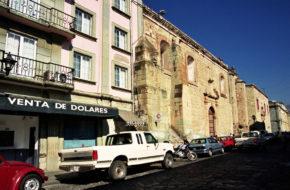 Oaxaca de Juárez Kolonialna atmosfera wokół Zócalo