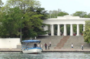 Sewastopol Rejs z widokiem na Flotę Czarnomorską