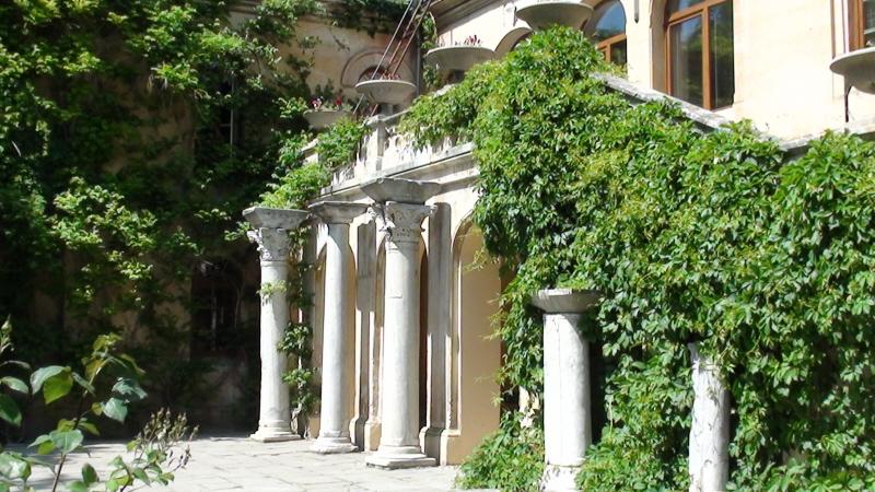 Sewastopol. Antyczne miasto Chersonez Taurydzki