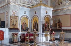 Sewastopol Pamiątka chrztu księcia Włodzimierza