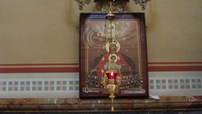 Sewastopol. Pamiątka chrztu księcia Włodzimierza