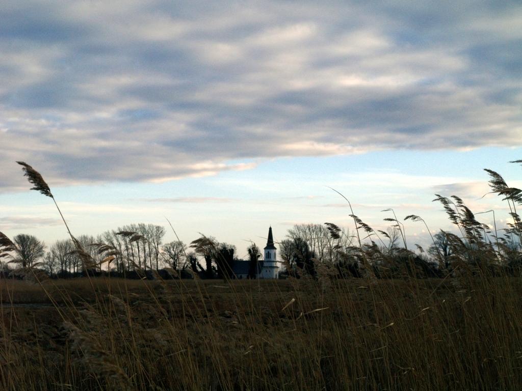 Świnoujście. Karsibór, dawna wioska na wyspie