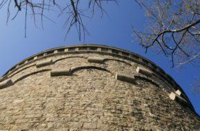 Szczecin Wieża Bismarcka zwana Gocławską