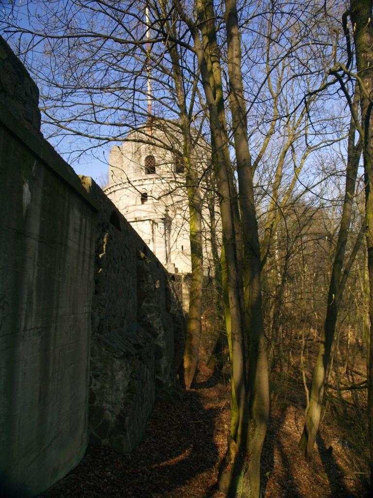 Szczecin. Wieża Bismarcka zwana Gocławską