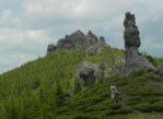 Góry Kelimeńskie. Do skał Dwunastu Apostołów