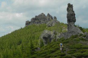 Góry Kelimeńskie Do skał Dwunastu Apostołów
