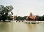 Ayutthaya. Bang Pa-in: letni pałac królów Syjamu