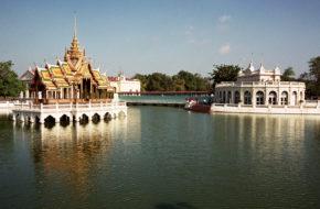 Ayutthaya Bang Pa-in: letni pałac królów Syjamu