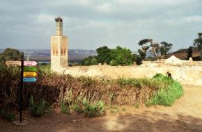 Rabat Rzymskie gruzy i sułtańskie groby Chellah