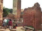 Rabat. Rzymskie gruzy i sułtańskie groby Chellah