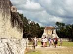 Chichén Itzá. Co widać z największej piramidy