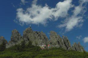 Góry Gutâi Creasta Cocoşului to Koguci Grzebień