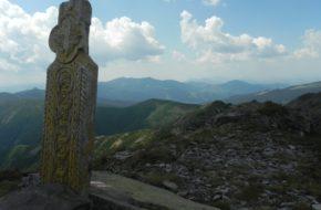 Góry Kelimeńskie Z kopalni na sam szczyt Pietrosa
