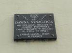 Praszka. Synagoga, obecnie dom kultury