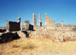 Oualili. Volubilis ? rzymskie miasto w Afryce