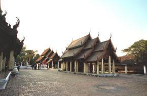 Lamphun Najstarsze miasto w Tajlandii