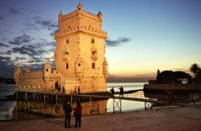 Lizbona Z Belém odkrywcy wyruszali w świat