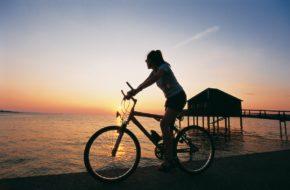 Bregencja Rowerem wokół Jeziora Bodeńskiego
