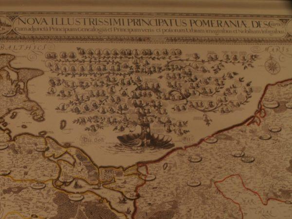 Szczecin. Wielka Mapa Lubinusa