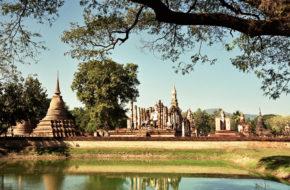 Sukhothai Królewski Poranek Szczęścia