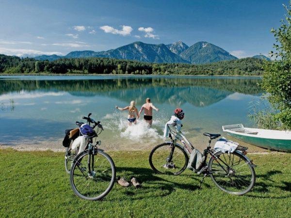Karyntia. Trasy rowerowe po słonecznej stronie Alp