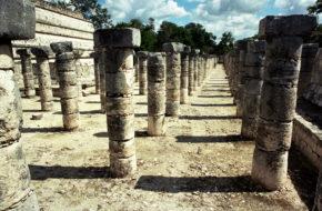 Chichén Itzá Skarby Majów wydarte dżungli
