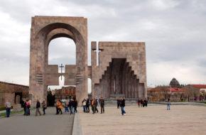 Wagharszapat Eczmiadzyn ? serce ormiańskiego kościoła