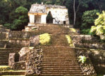 Palenque. W gruzach dawnego miasta Majów