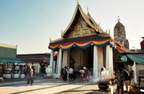 Phitsanulok Budda, najpiękniejszy w Tajlandii
