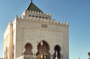 Rabat Mauzoleum króla Muhammada V