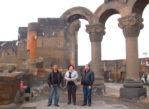 Erywań. Zwartnoc, czyli ruiny Katedry Aniołów
