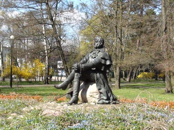 Sopot. Park Północny, czyli na północ od Molo