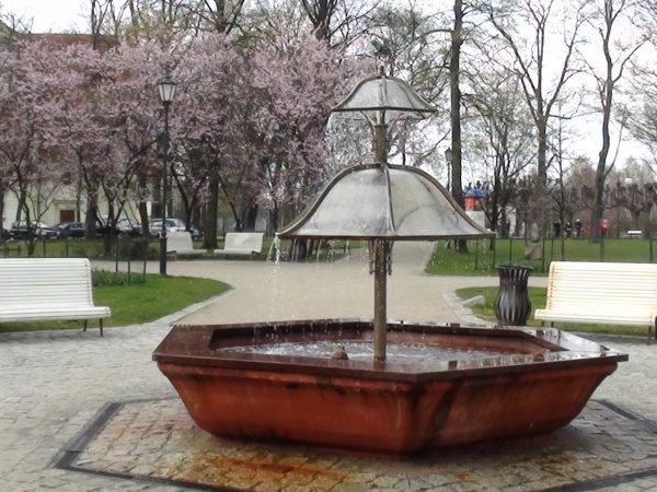 Sopot. Park Południowy, czyli na południe od Molo