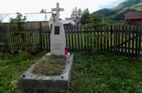 Kirlibaba Pomnik Legionów w dalekich Karpatach