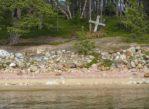 Inari. Na świętej wyspie Ukonsaari
