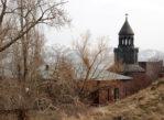 Sewan. Czarny klasztor nad jeziorem