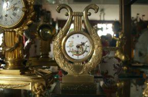 Putbus Muzeum zegarów i instrumentów