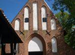 Waase. Kościółek Mariacki na wyspie Ummanz