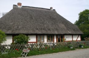 Putgarten Rugijska wioska turystyczna