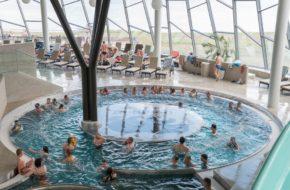 Kaluža Nowy na Słowacji: Thermal Park Širava