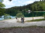 Laghi di Fusine. Dwa stawy w sercu Julijskich Alp