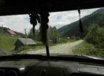 Łopuchiw. Tu kończy się droga w Gorgany