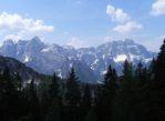 Monte Santo di Lussari. Góra pielgrzymów i narciarzy