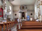 Prażmów. Kościół, dwór Ryxów i szczere pole