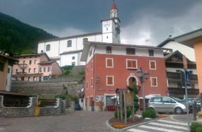 Sutrio Albergo diffuso, czyli hotel rozproszony